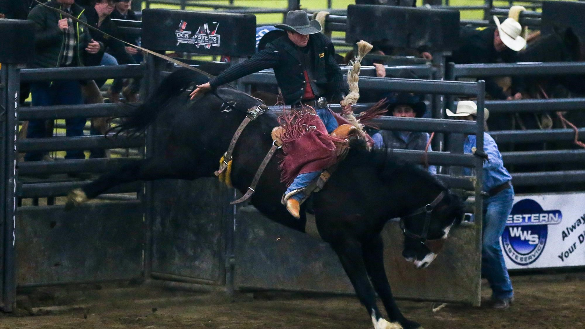 Csi Rodeo Dominates In Opening Rodeo College Of Southern