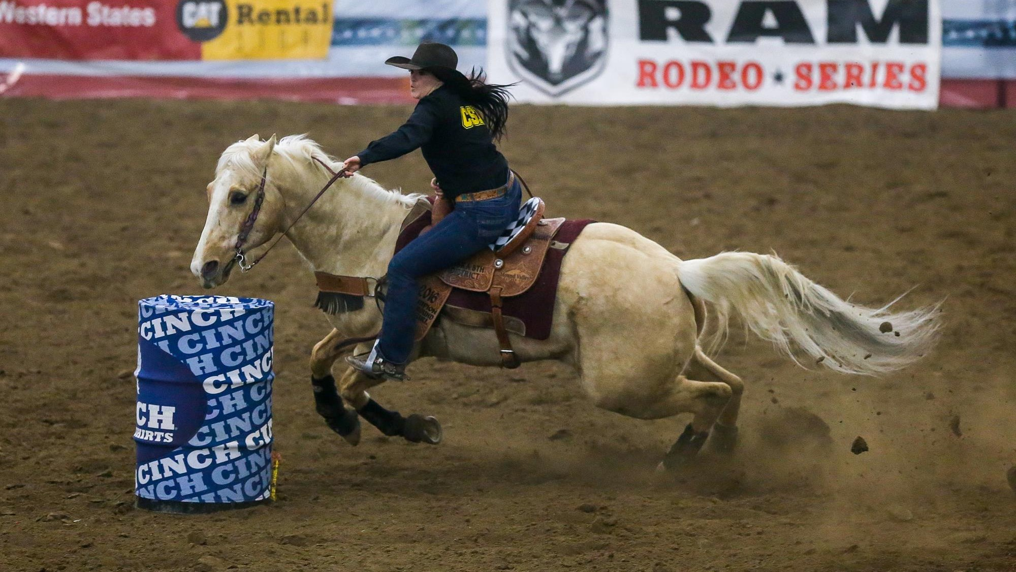 Katelyn Perkins Women S Rodeo College Of Southern