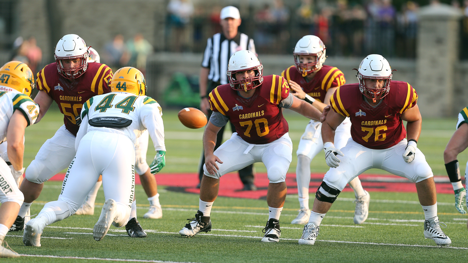 football looks to close out season with a win at buffalo state - st