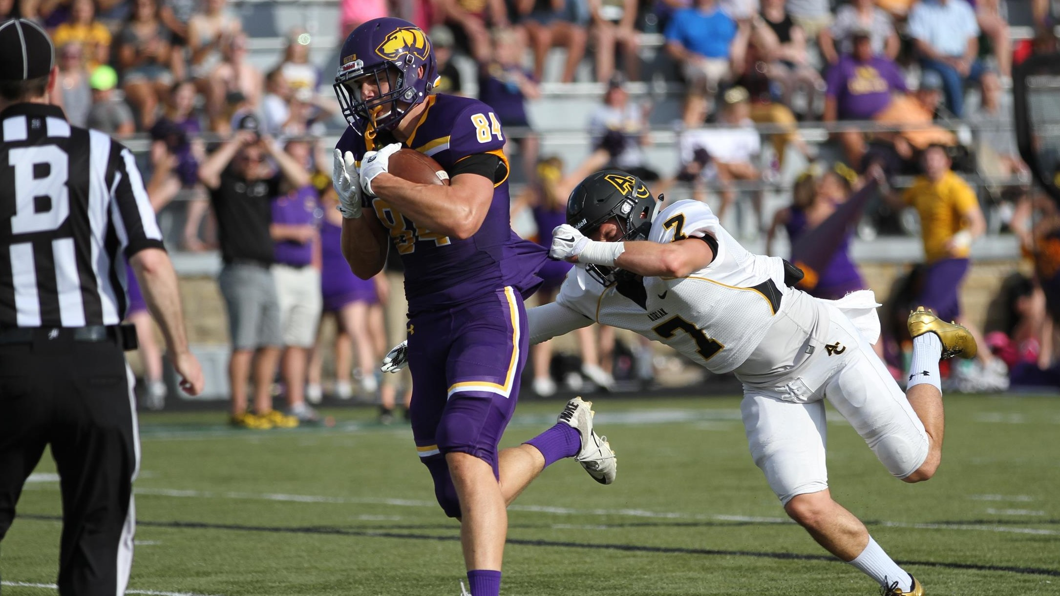 Pointers Stay Unbeaten with Six Aerial TDs in Spud Bowl ...