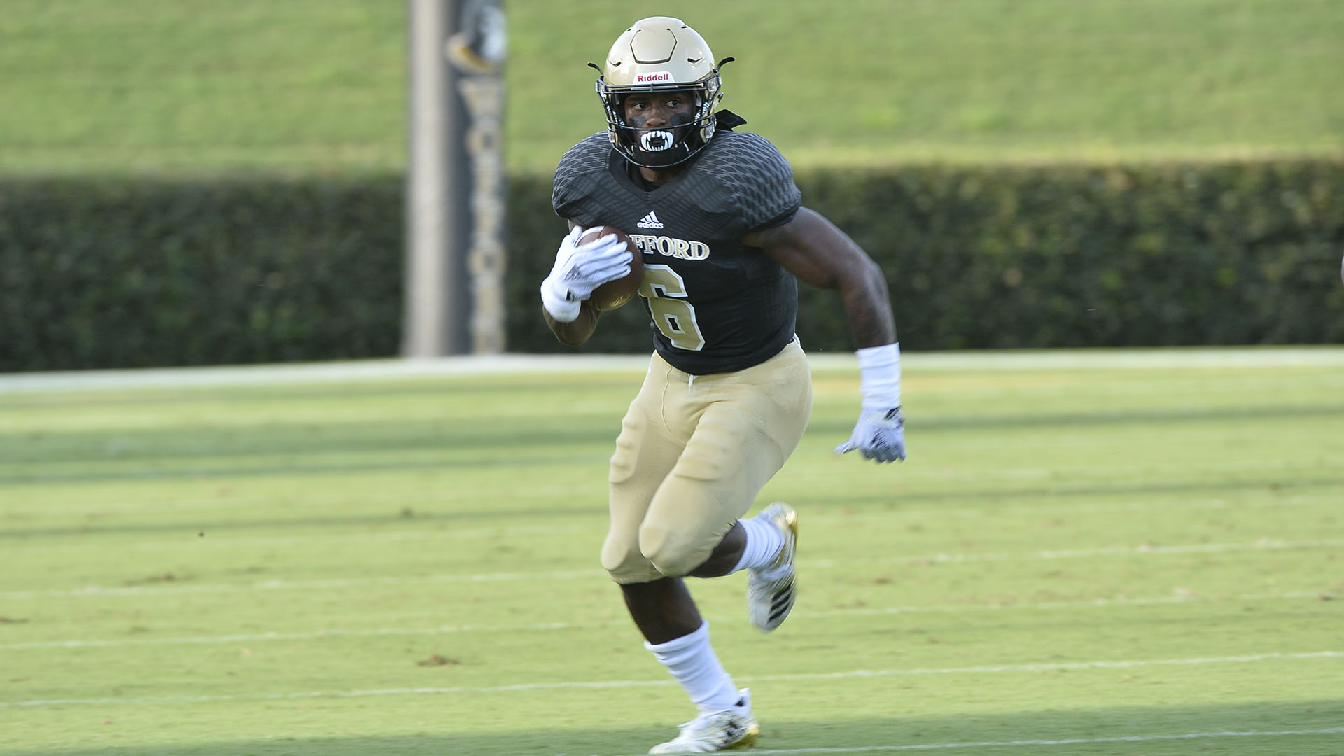 Rountree Moore Ford >> Lennox McAfee - Football - Wofford College Athletics