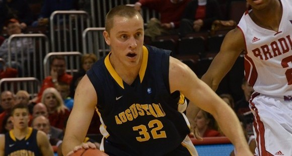 Danielius Jurgutis - Men's Basketball - Augustana College ...