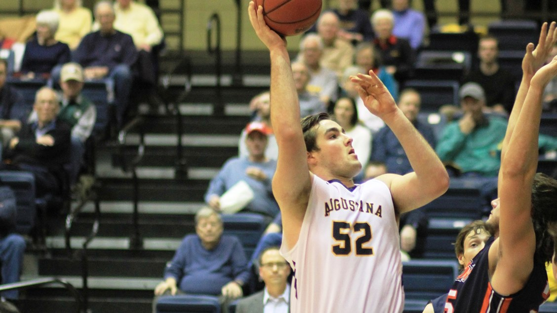 Andy McLaughlin - Men's Basketball - Augustana College ...