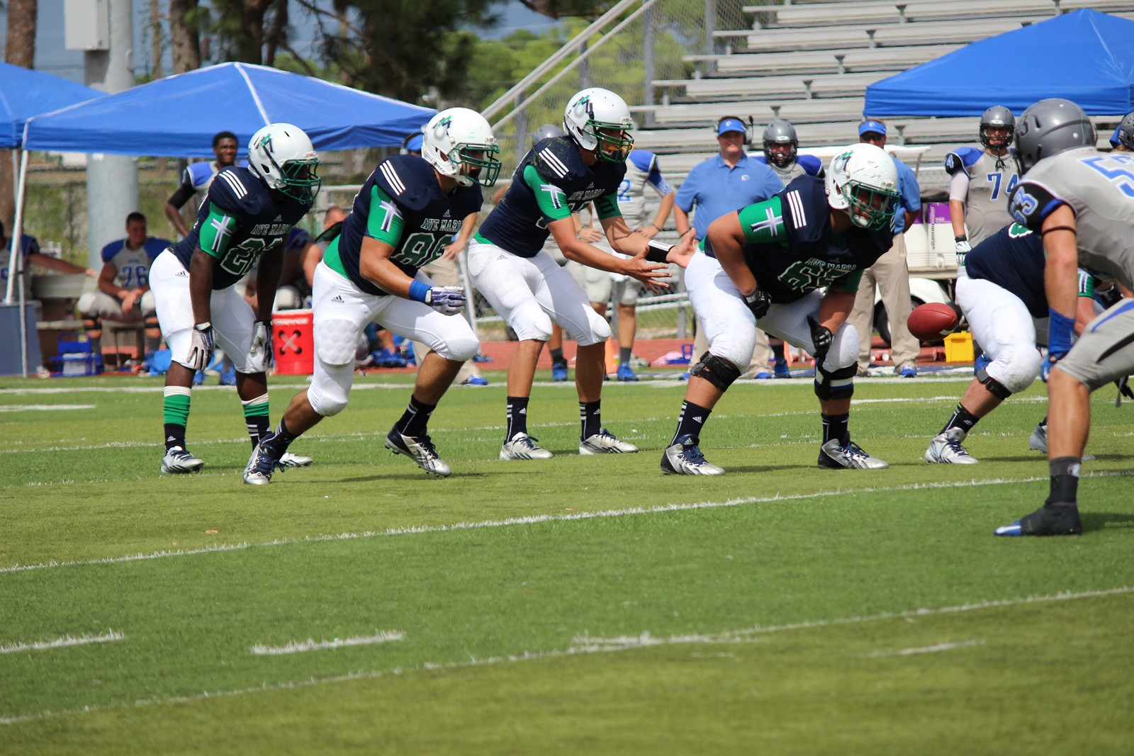 Football Travels To Mercer For Game On Espn3 Ave Maria University
