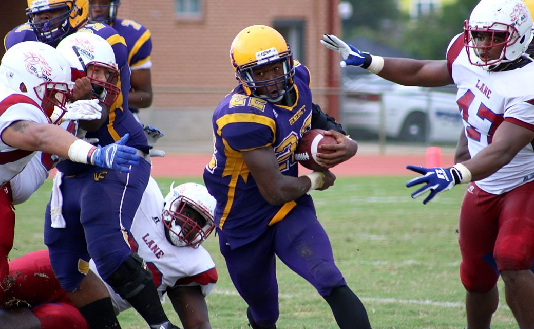 Lane Rallies To Beat Benedict, 23-19 - Benedict College ...