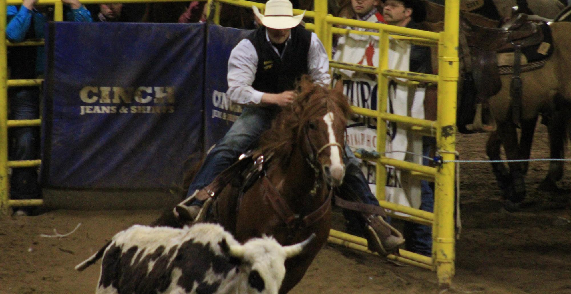 Rodeo Opens Season In Wisconsin Black Hills State University