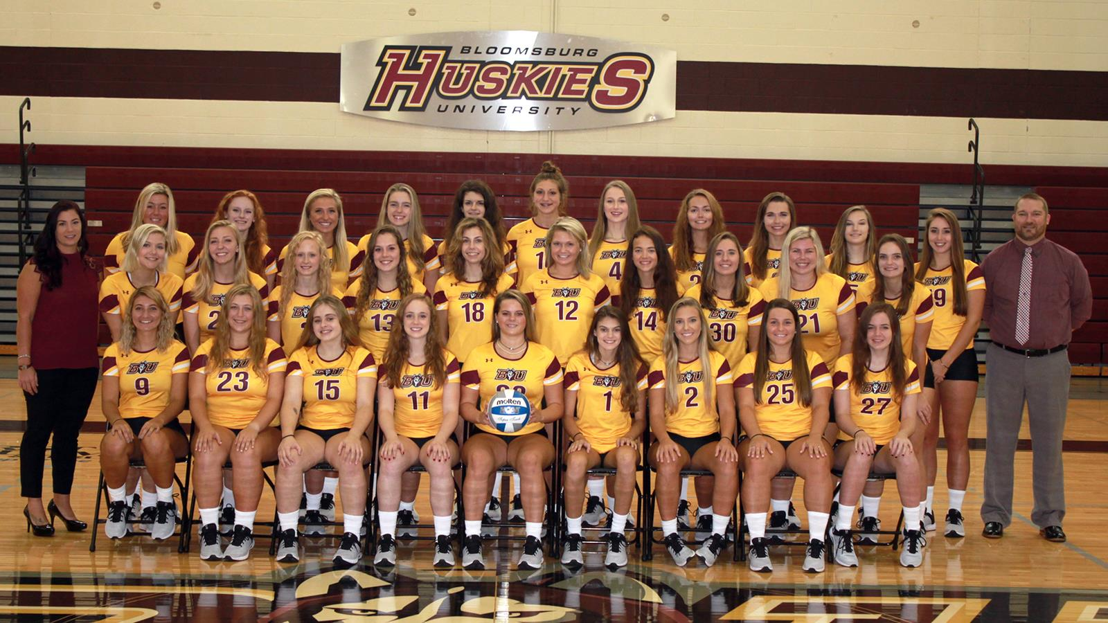 Women\'s Volleyball Picked To Finish Fourth In PSAC Central Division ...