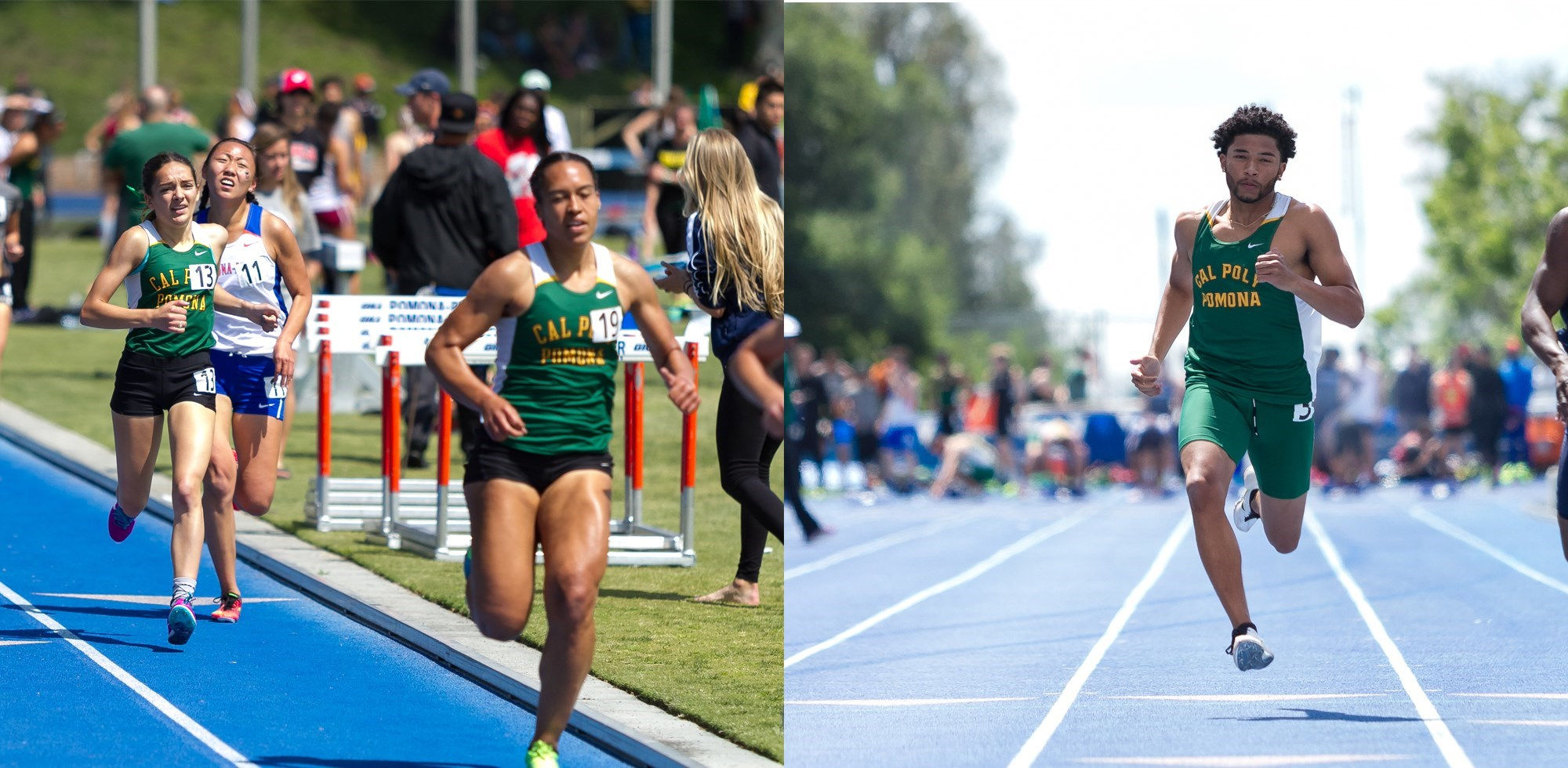 Track & Field Competes in Mt. Sac Relays and Bryan Clay Invite