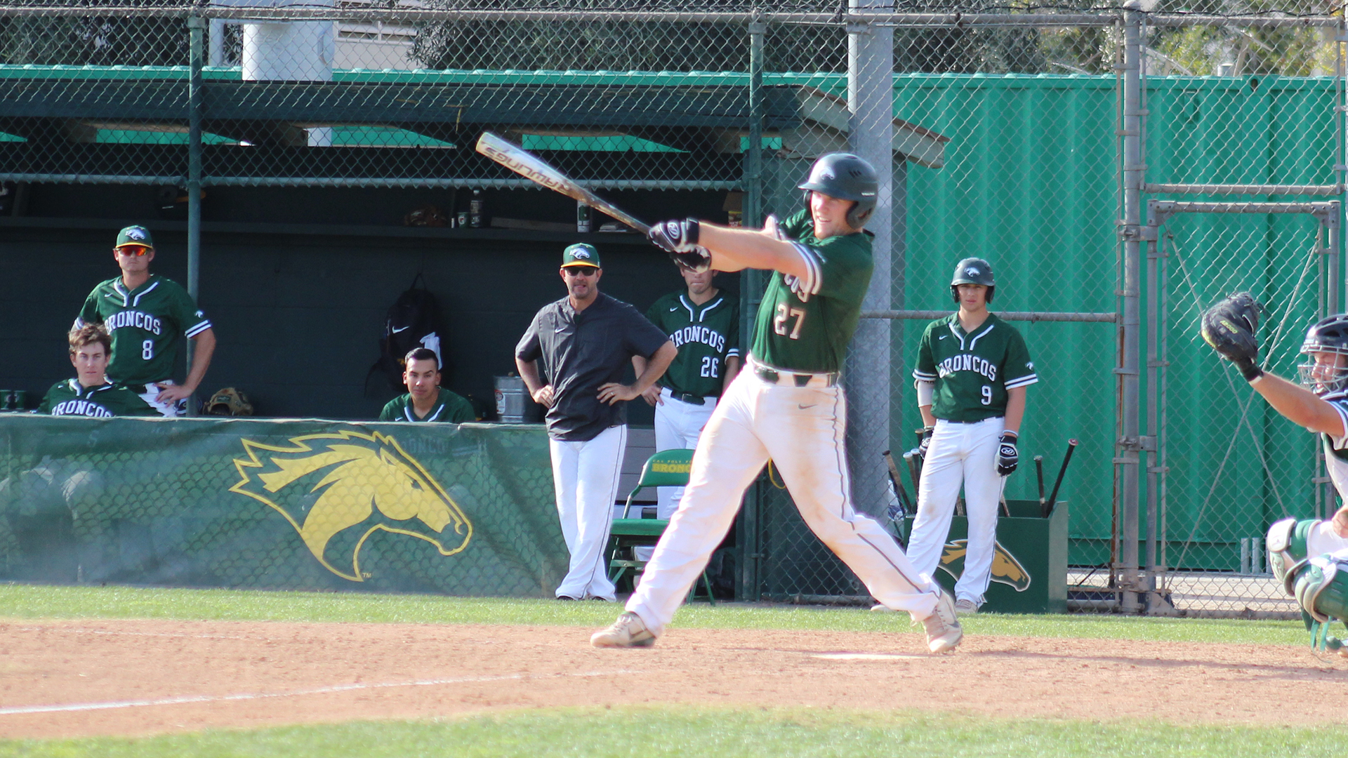 Logan Gopperton - 2019 - Baseball - Cal Poly Pomona Athletics