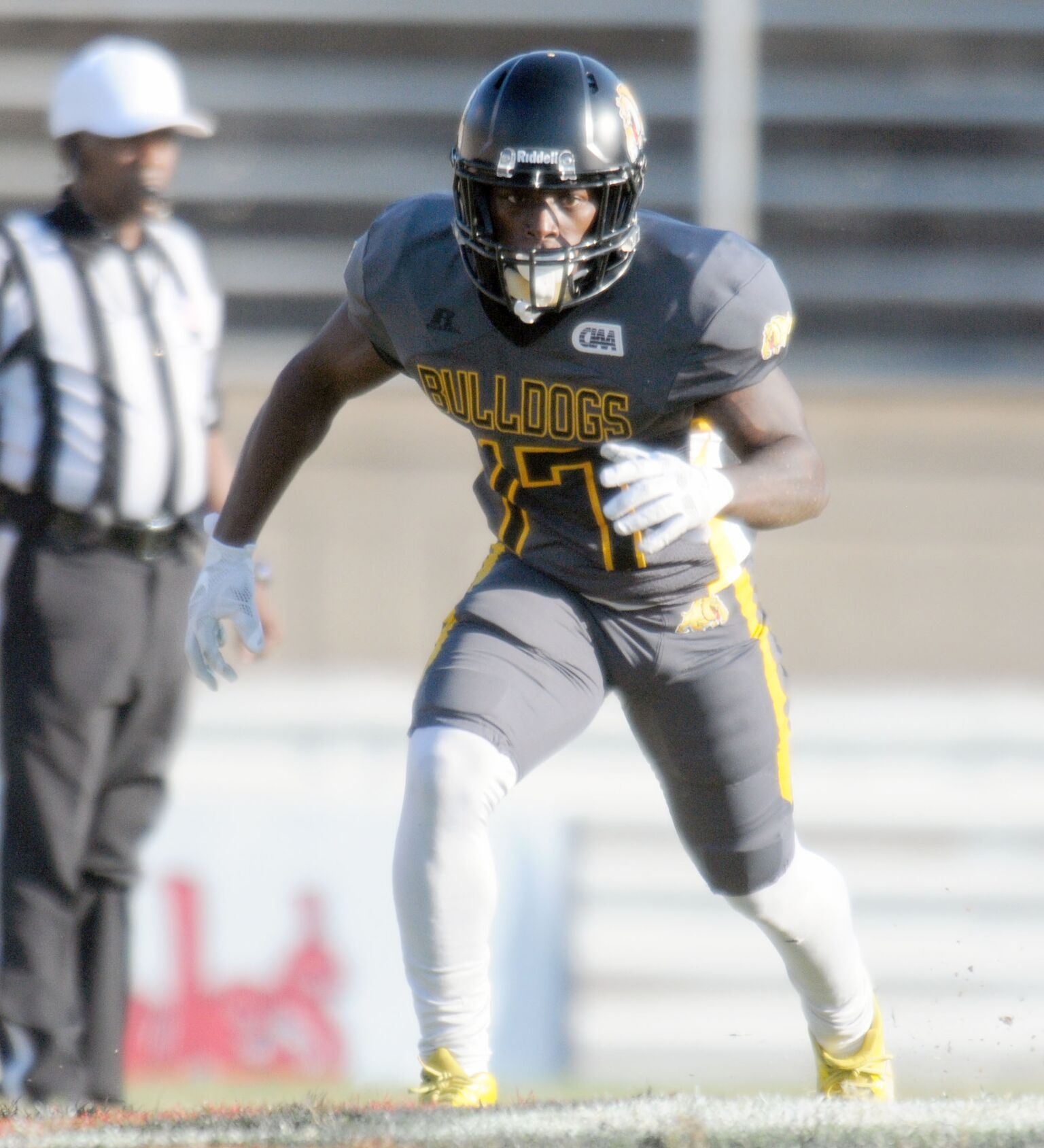 Bowie State Bulldogs Thump Saint Augustine S Falcons 66 20 Bowie
