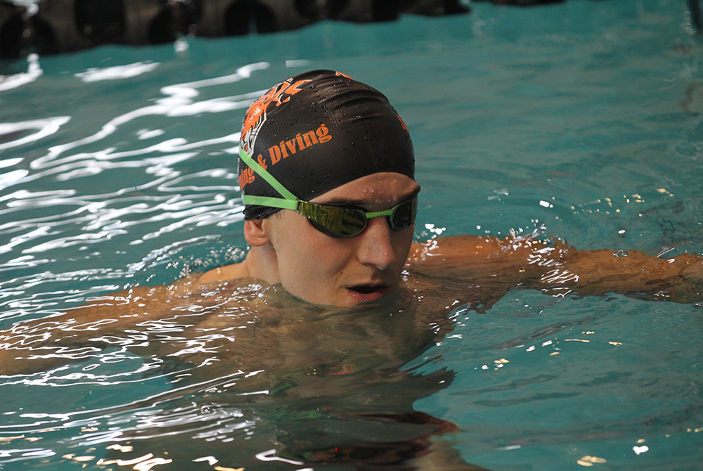 88ea4382fc Kyle Callan - 2017-18 - Men's Swimming and Diving - Buffalo State ...