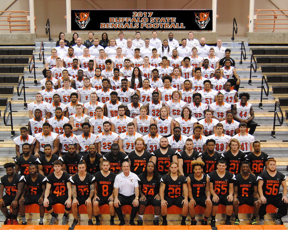 buffalo state athletics - 2017 football roster