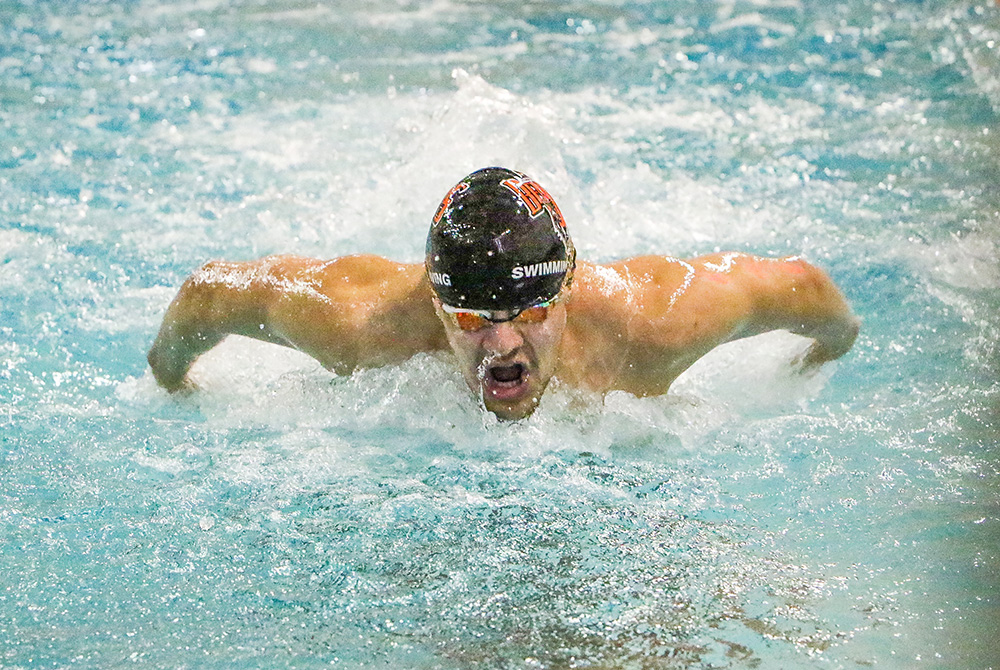 4c024d175b Tyler Minnick - 2017-18 - Men's Swimming and Diving - Buffalo State ...