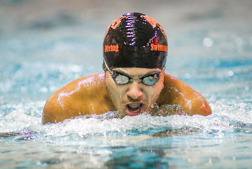 b801748a00 Jared Tribo - 2017-18 - Men's Swimming and Diving - Buffalo State ...