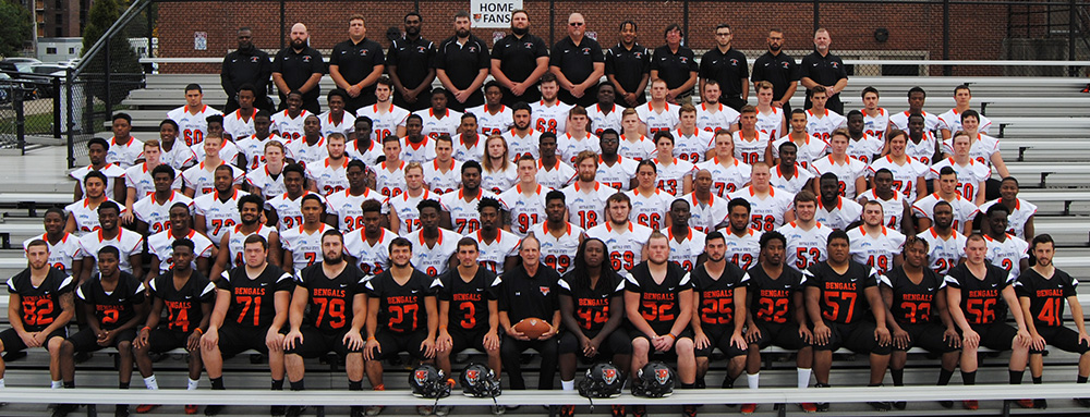 Buffalo State Athletics 2018 Football Roster