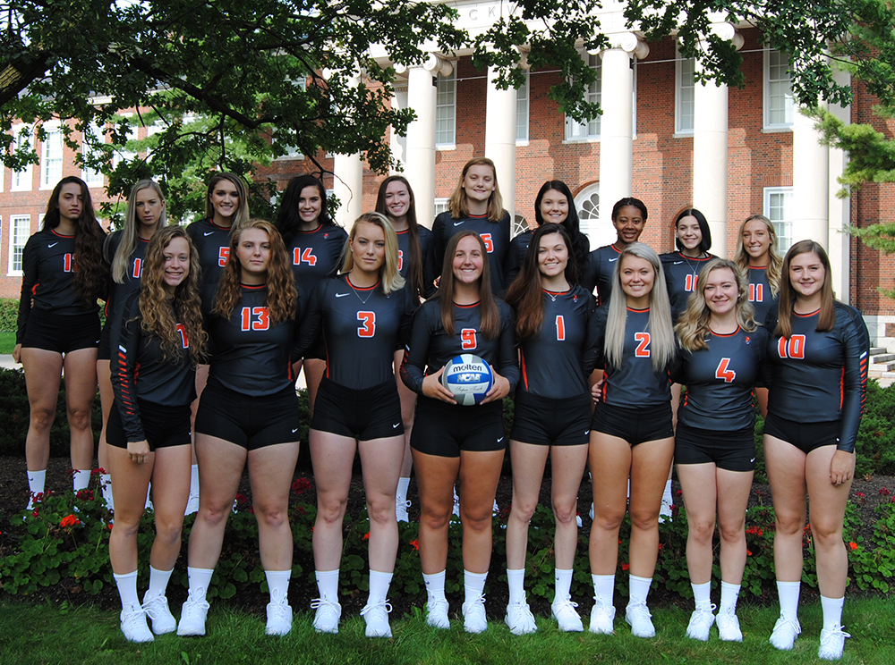 Buffalo State Athletics - 2018 Women's Volleyball Roster