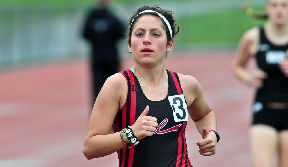 Melanie Barr Women S Track Field California University Of