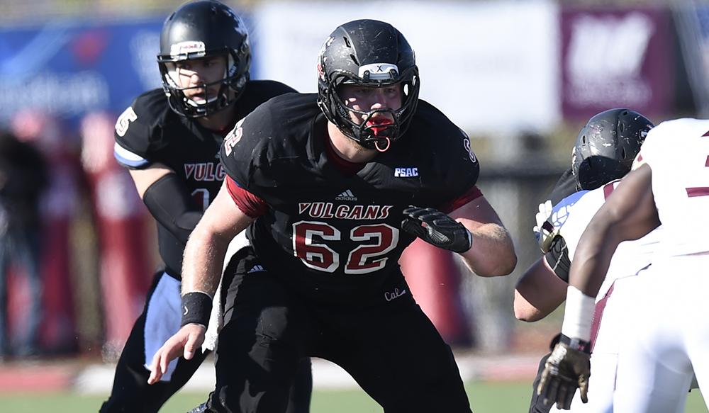 Taylor Nikithser Football California University Of Pennsylvania