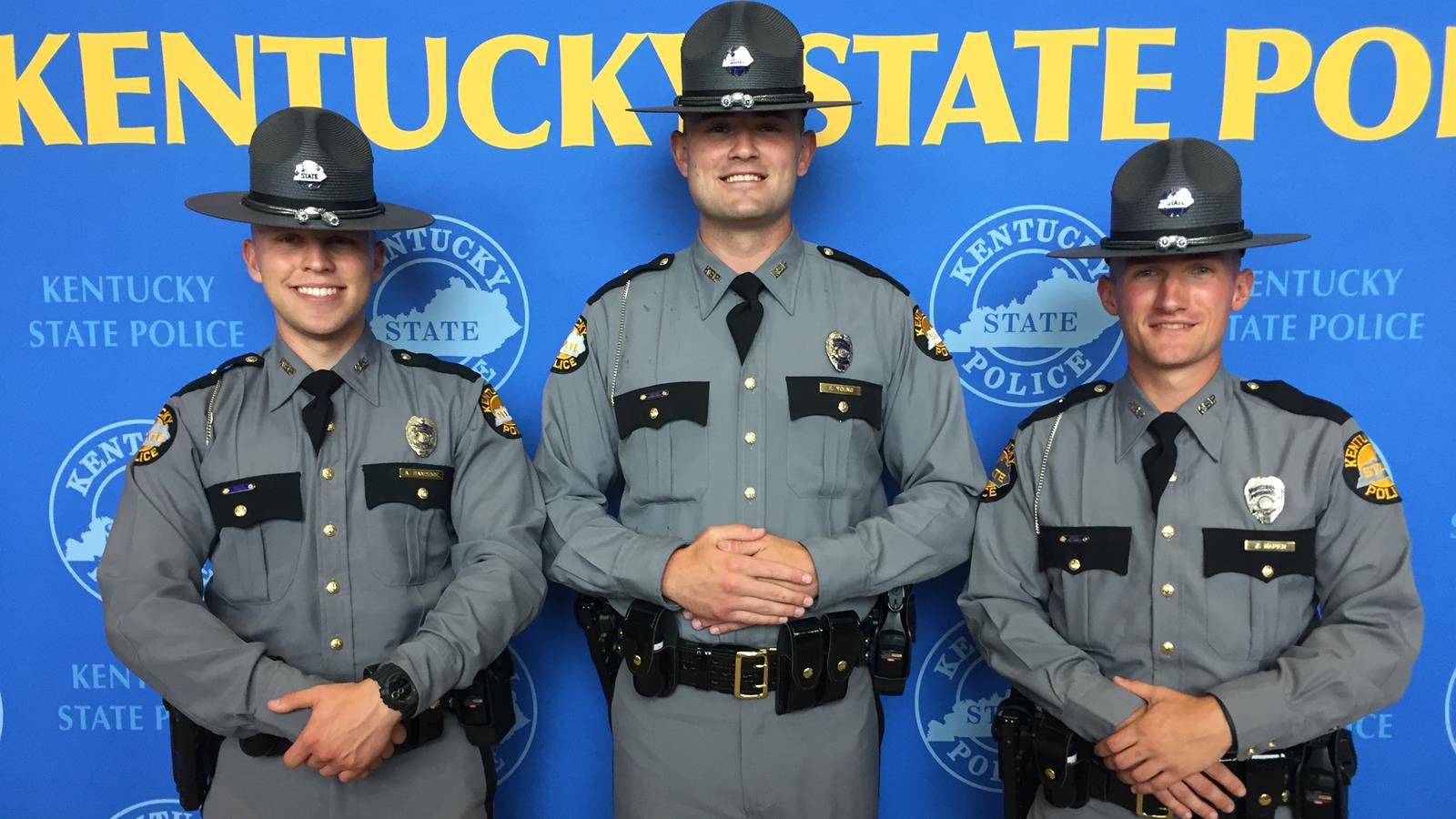 State Trooper Home Pages