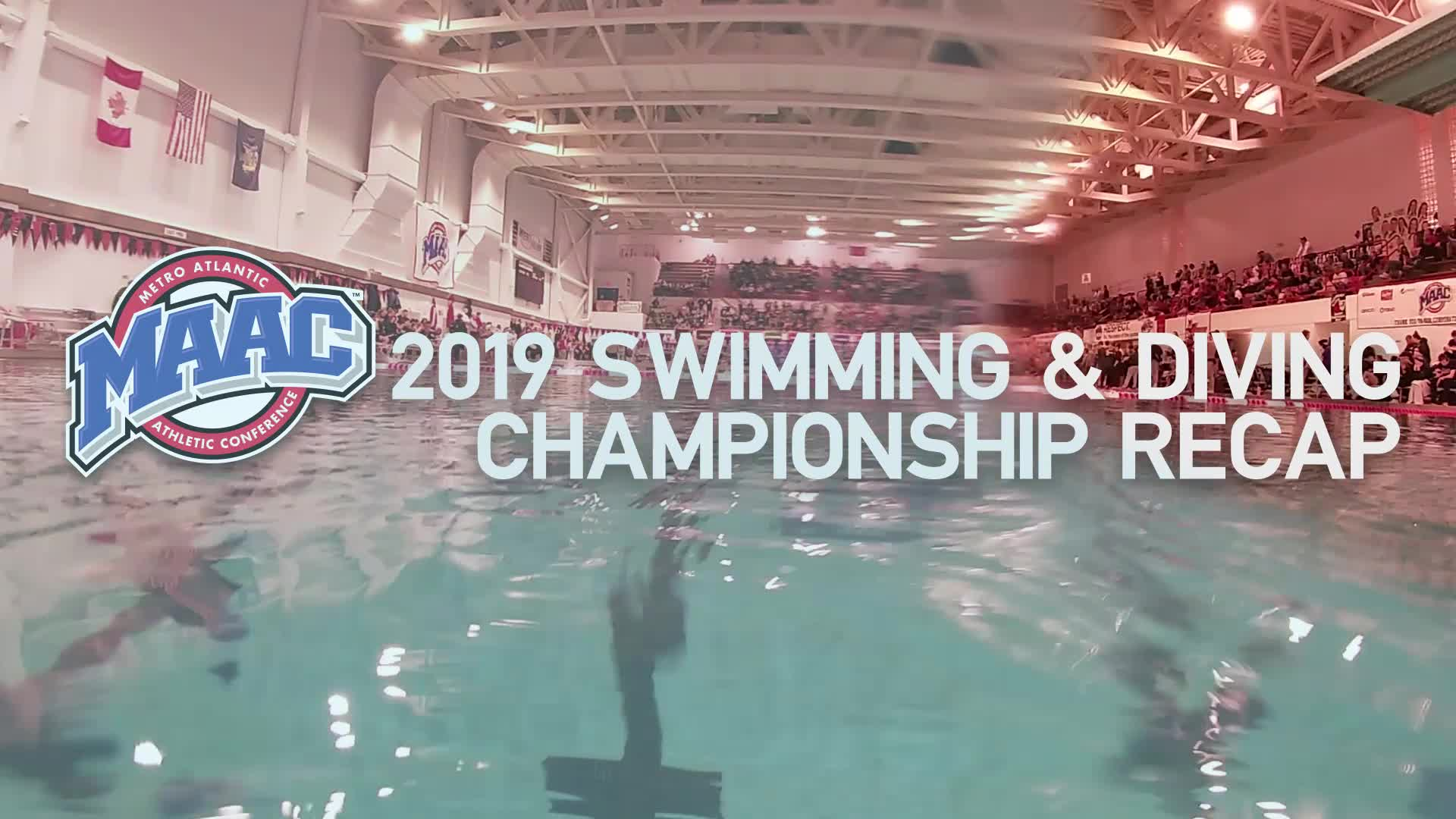 Swimming & Diving - Canisius College Athletics