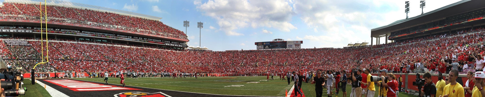 Cardinal Athletic Fund - FAQ's - University of Louisville