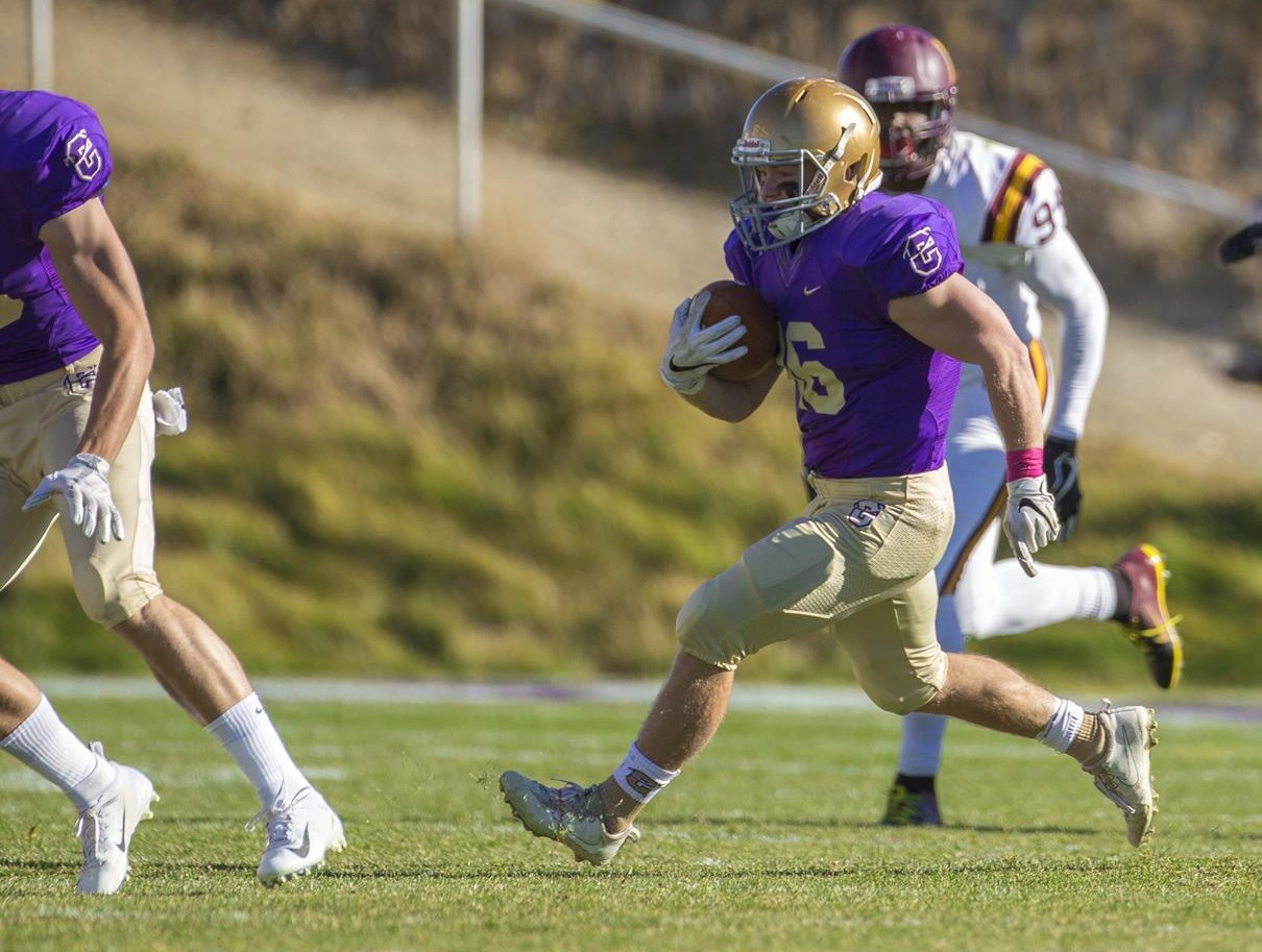 Carroll College Athletics Behind Ryan Arntson S Record Day