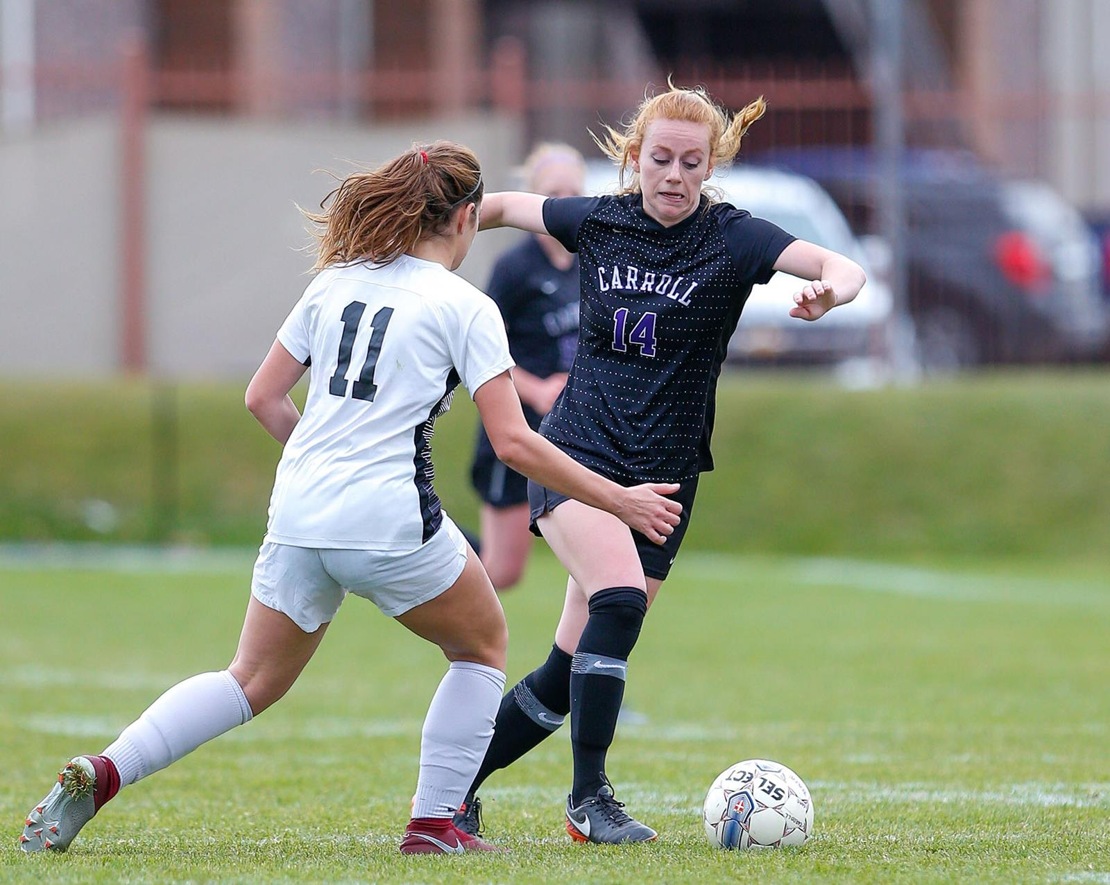 Carroll College Athletics Kirsten Girolami Delivers Saints