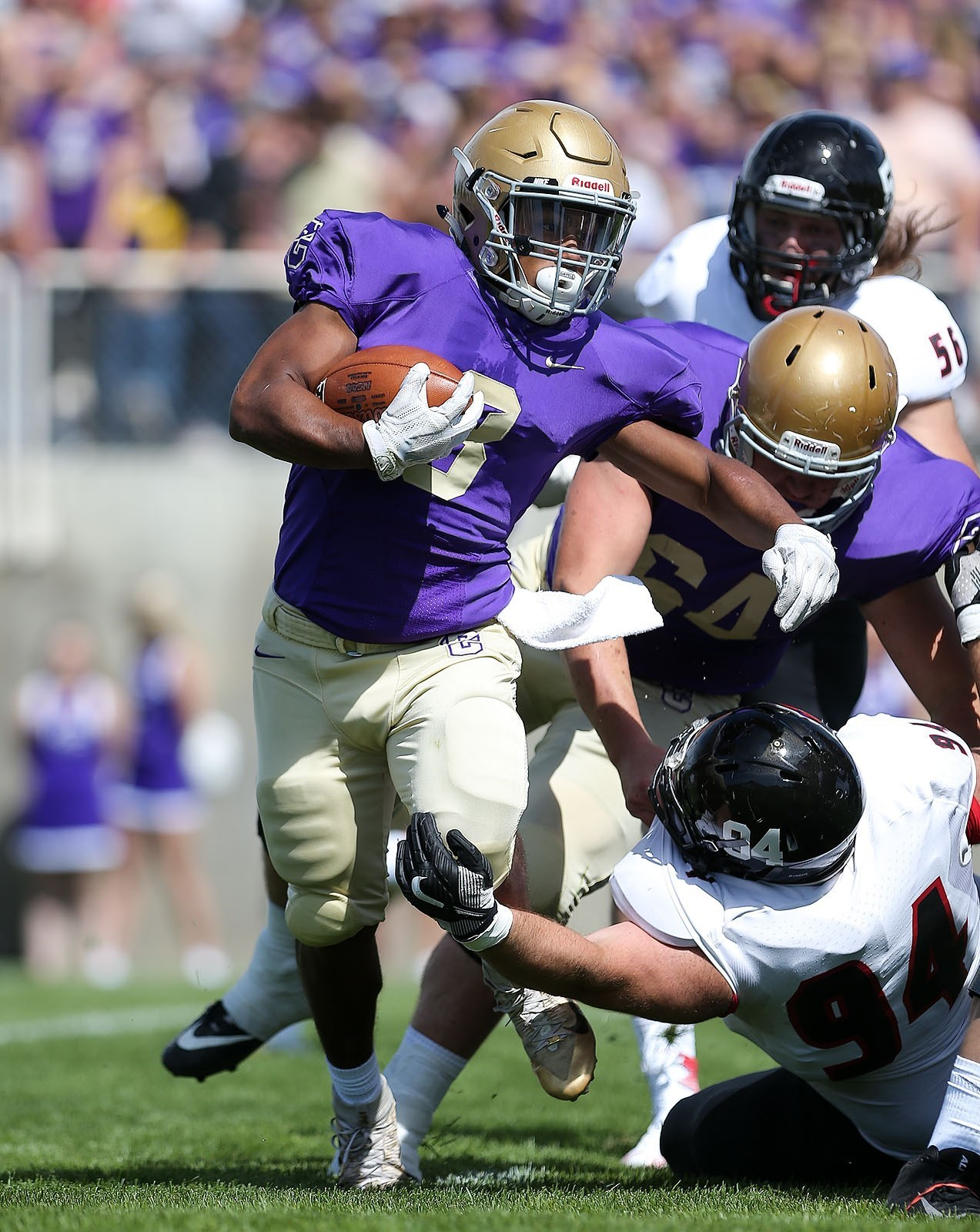 Carroll College Athletics Saints Football Falls 16 10 To
