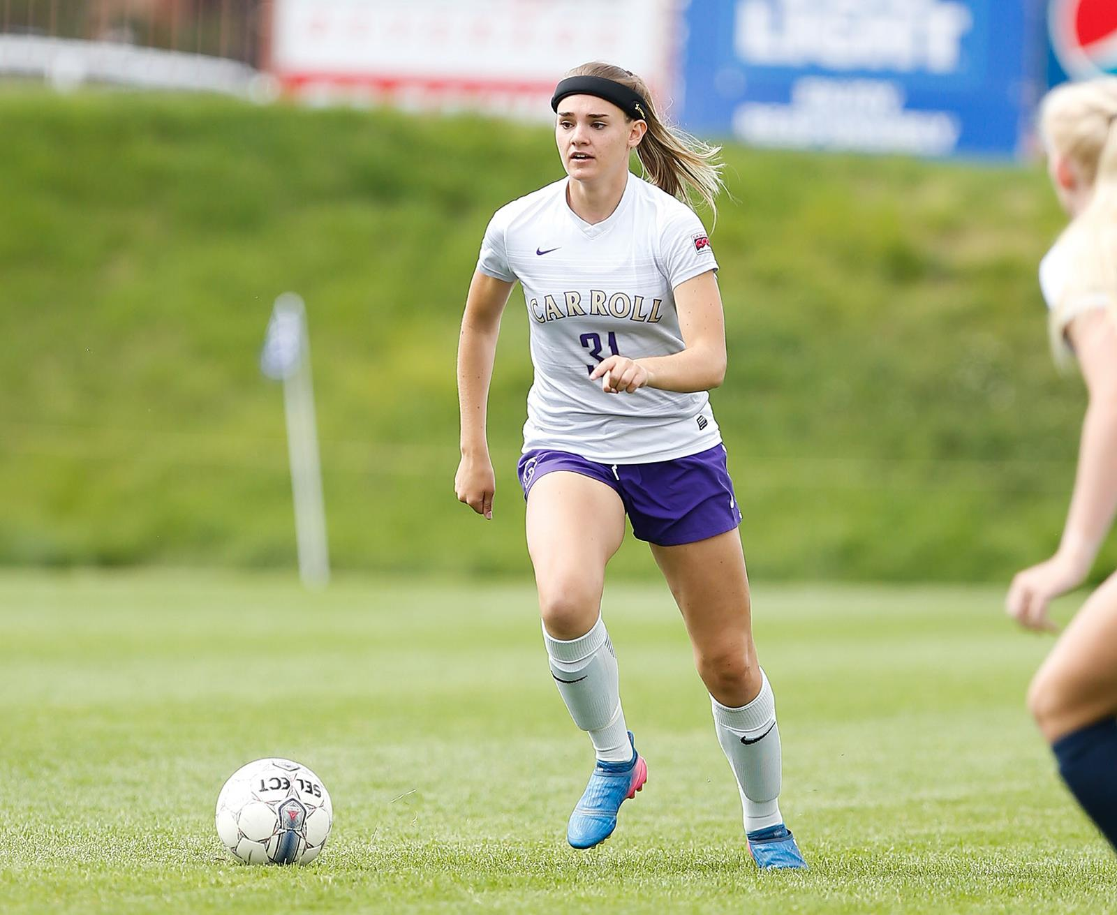 Carroll College Athletics Carroll Women S Soccer Claims 1
