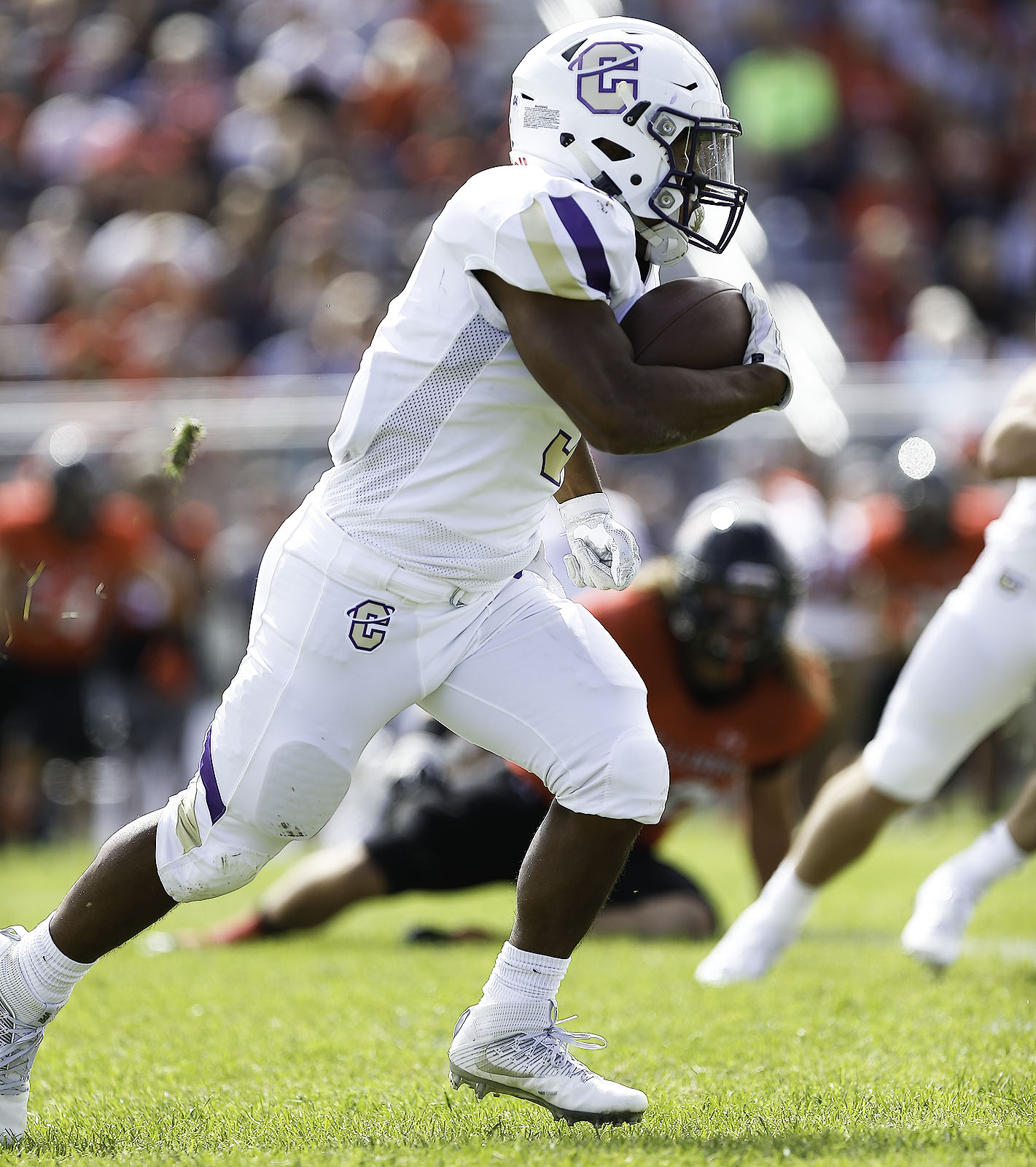 Carroll College Athletics Carroll Football Falls Late To