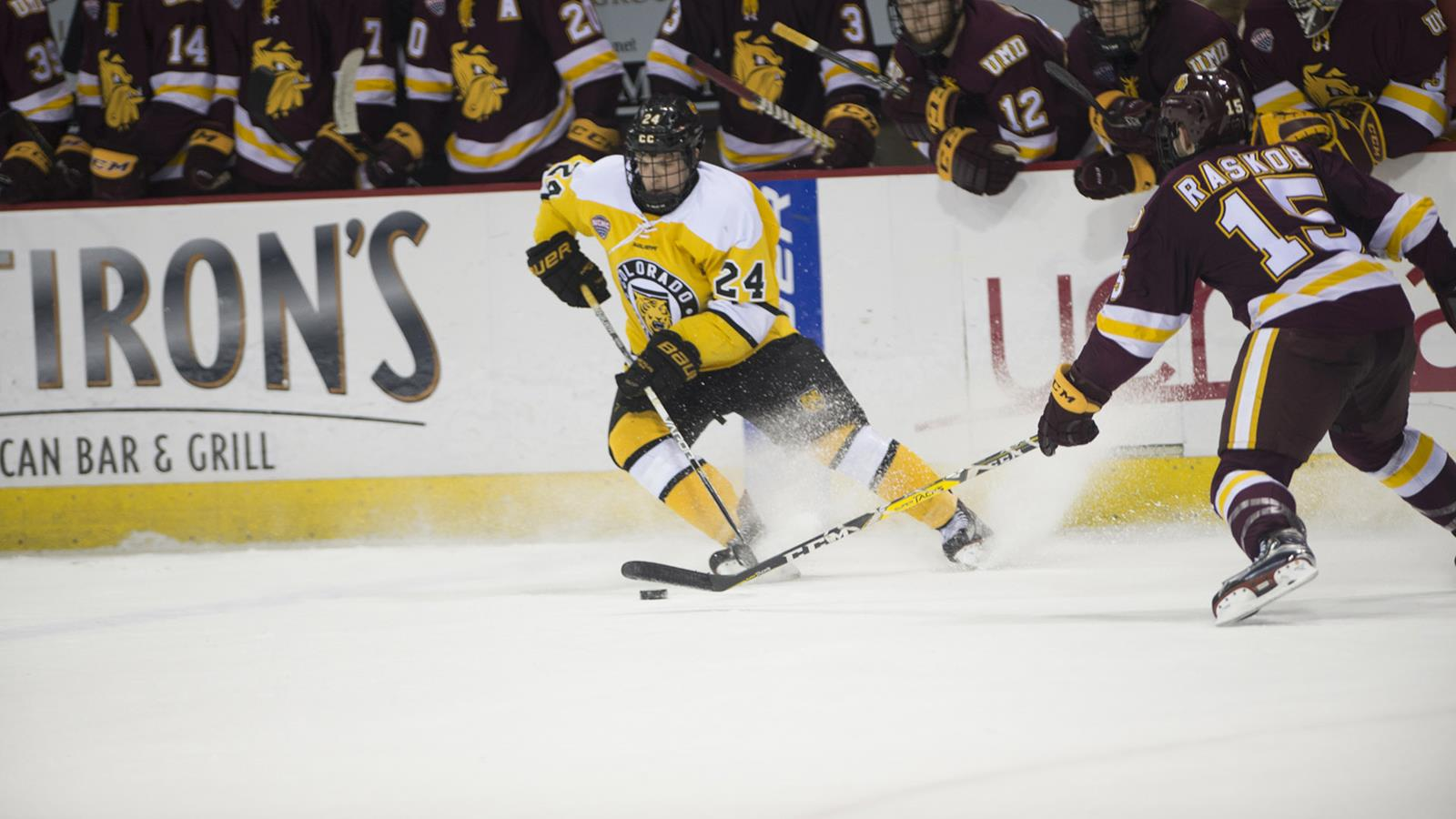NCHC: From Nervous Beginnings, The National Collegiate Hockey Conference Rises In Prominence