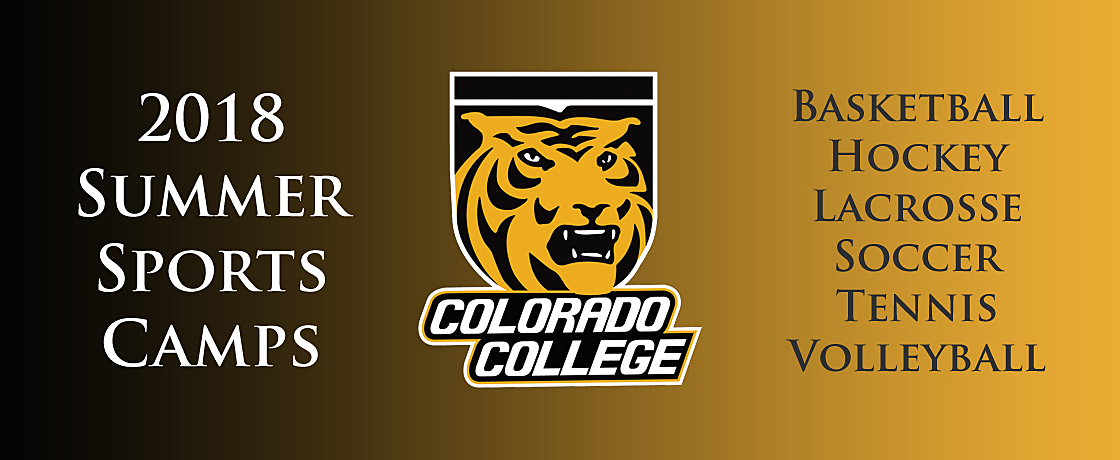 Colorado college athletics 2018 sports camp banner fandeluxe Gallery