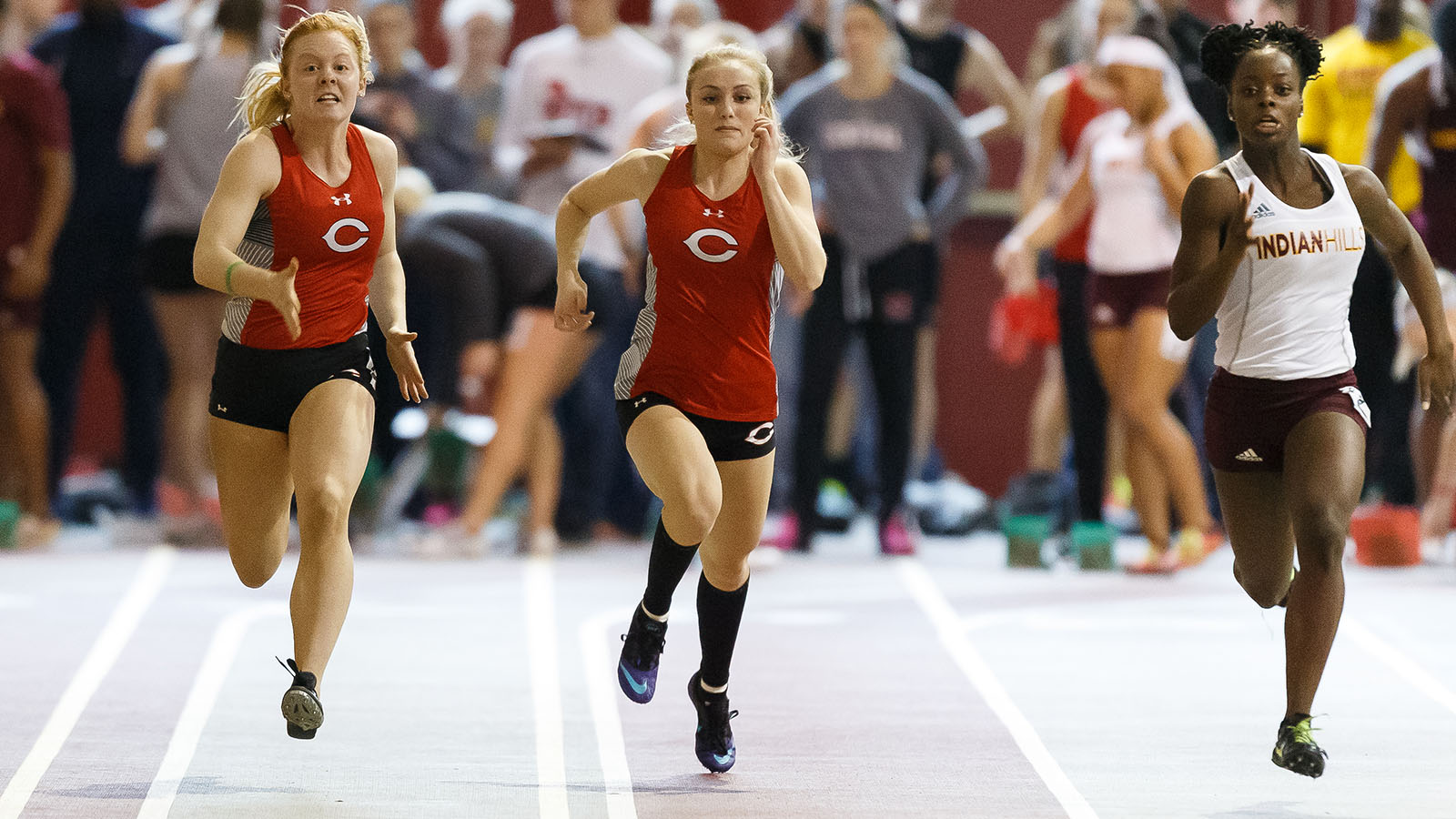 Gallery: DAC girls track and field championships   Prep