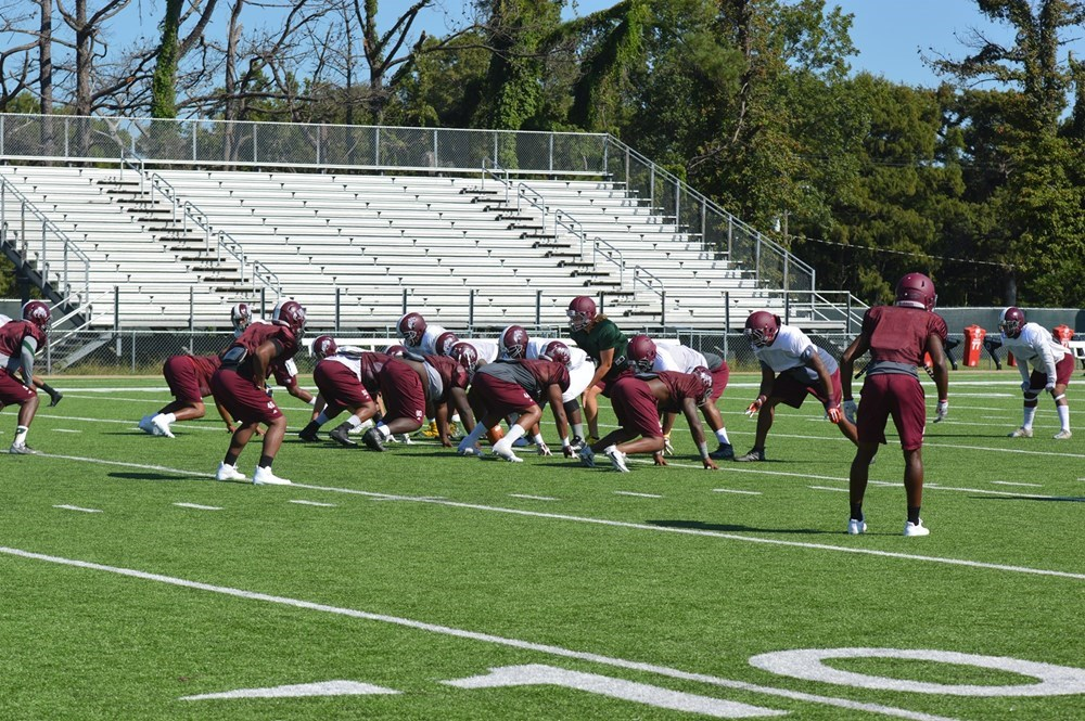 Coahoma Community College Tiger Athletics Coahoma Prepares For