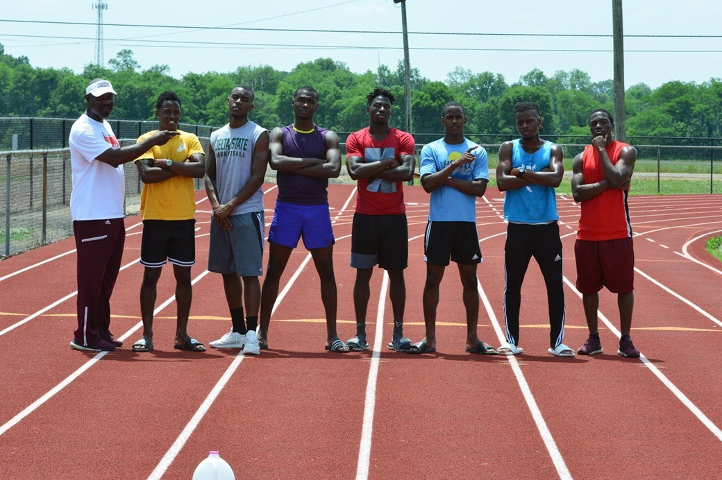 Coahoma Community College Tiger Athletics Coahoma Track Gets Ready