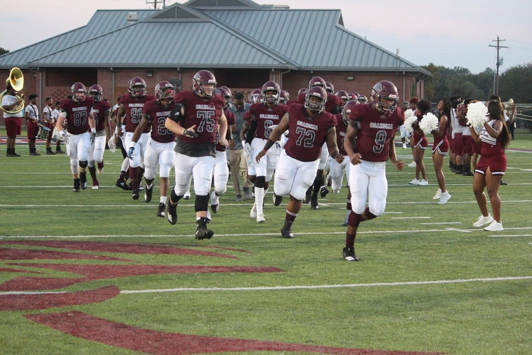 Coahoma Community College Tiger Athletics Coahoma Football Has