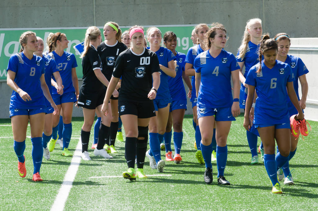 Womens Soccer Hosts Providence And Seton Hall This Week