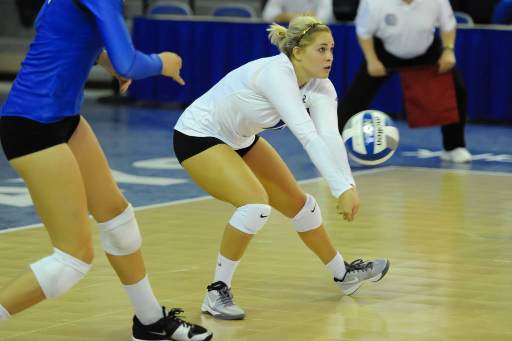 Creighton University Athletics - Volleyball Hosts DePaul and