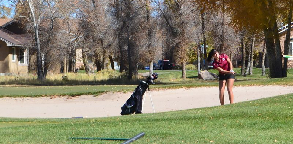 Karson Langley Women S Golf Chadron State College