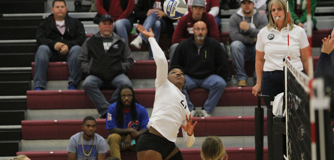 Aijahnae Springs Volleyball Chadron State College