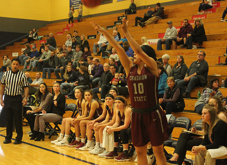 Leticia Rodriguez Women S Basketball Chadron State