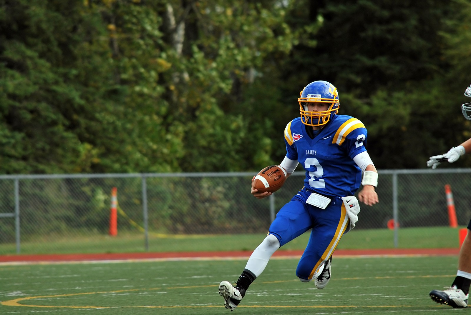 Tyler Harper - Football - The College of St. Scholastica Athletics 101ab108a