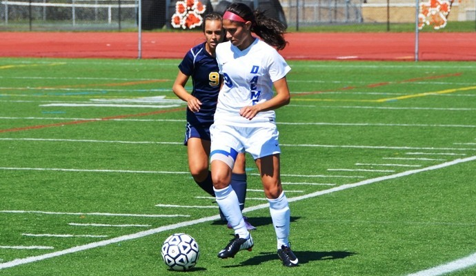 Women s Soccer Hosts Final Home Games This Weekend - Daemen College ... 5f31ef62bd70