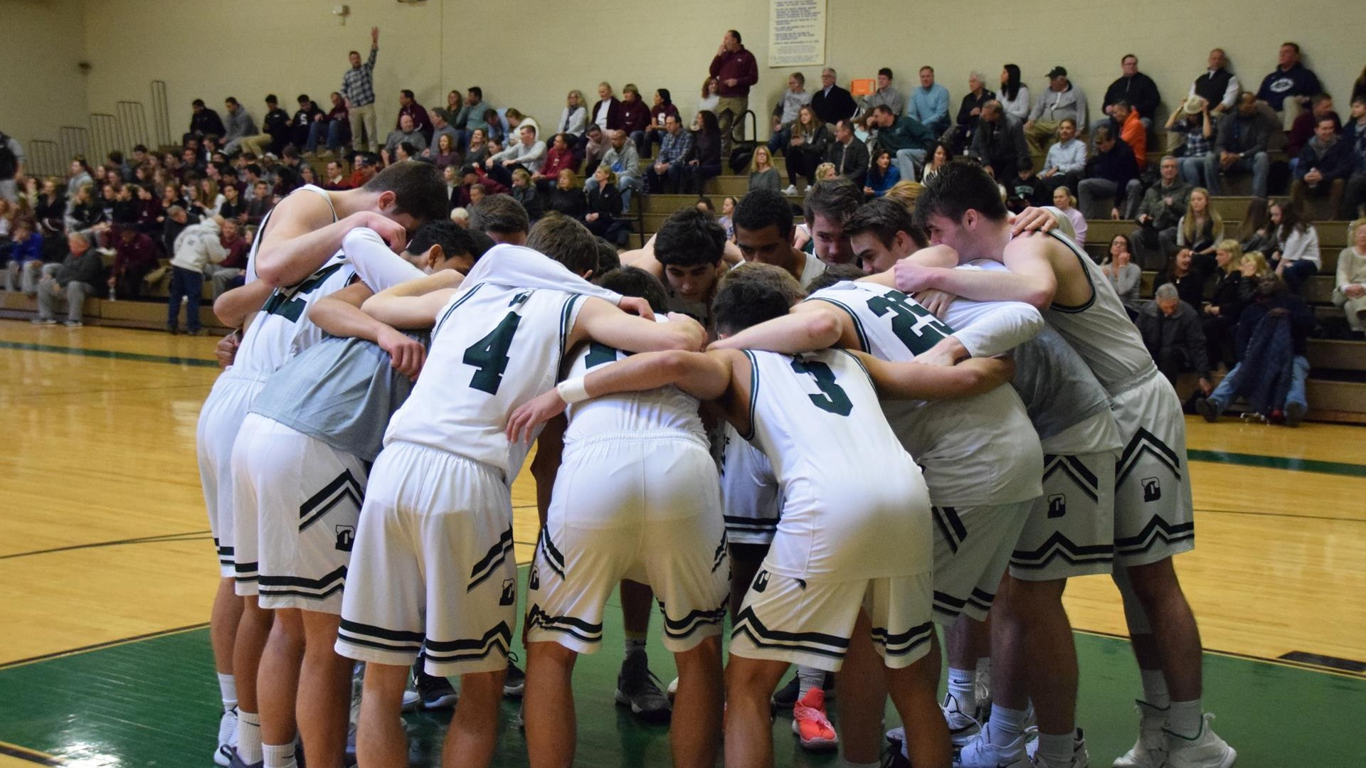 Delbarton Basketball Receives 1 Seed In Morris County Tournament