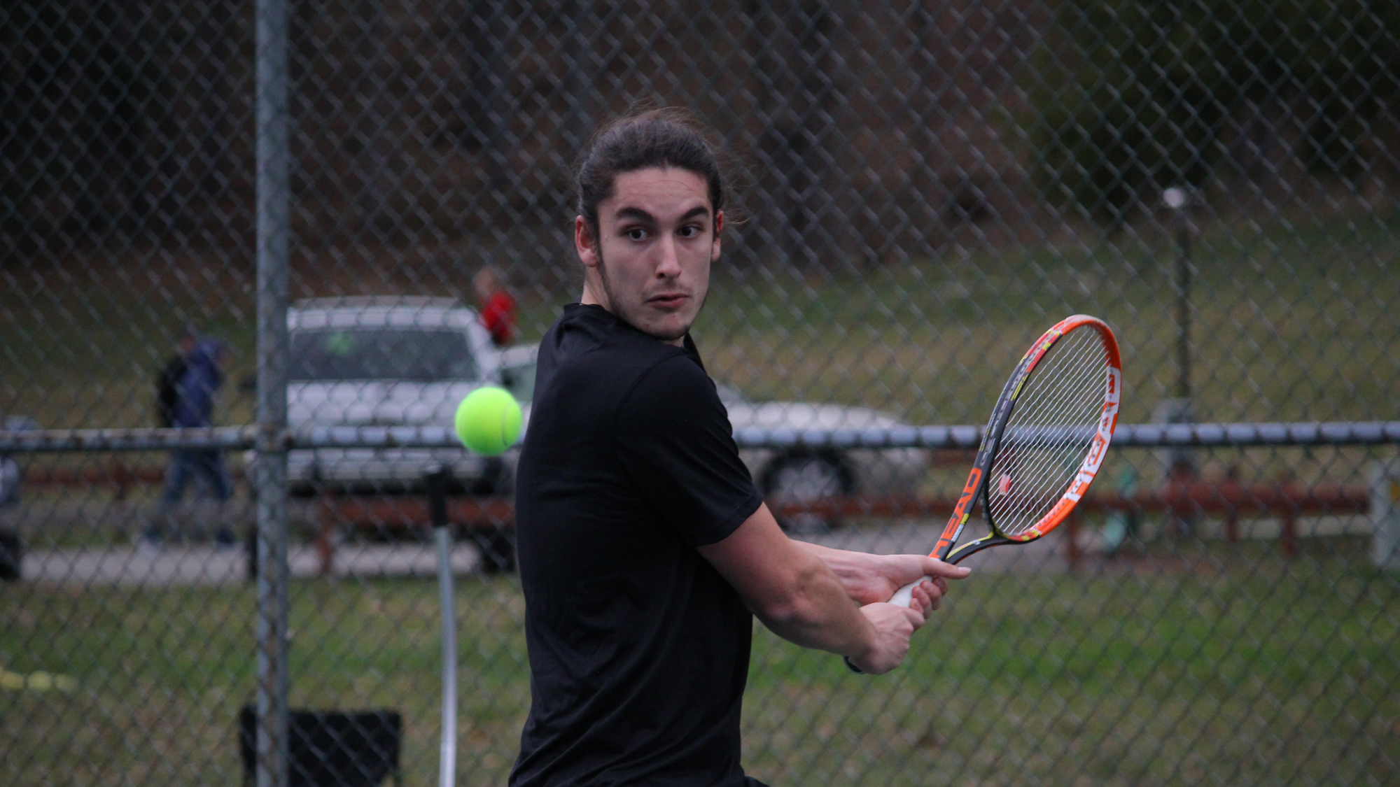 Men's Tennis Sweeps WV State To Close Fall Semester ...