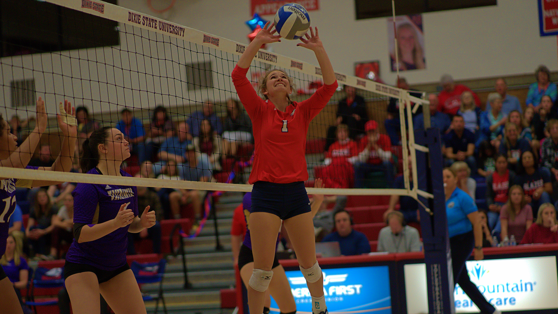 jordyn nelson women s volleyball dixie state university athletics