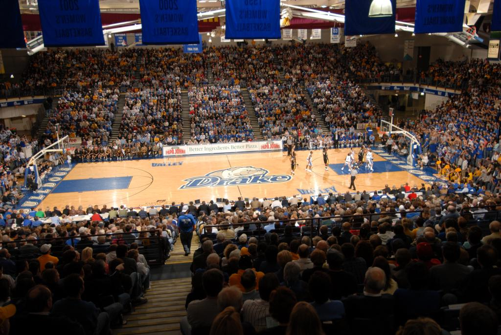 Drake University Athletics Mini Ticket Packages On Sale For Men S Mvc Home Basketball Schedule