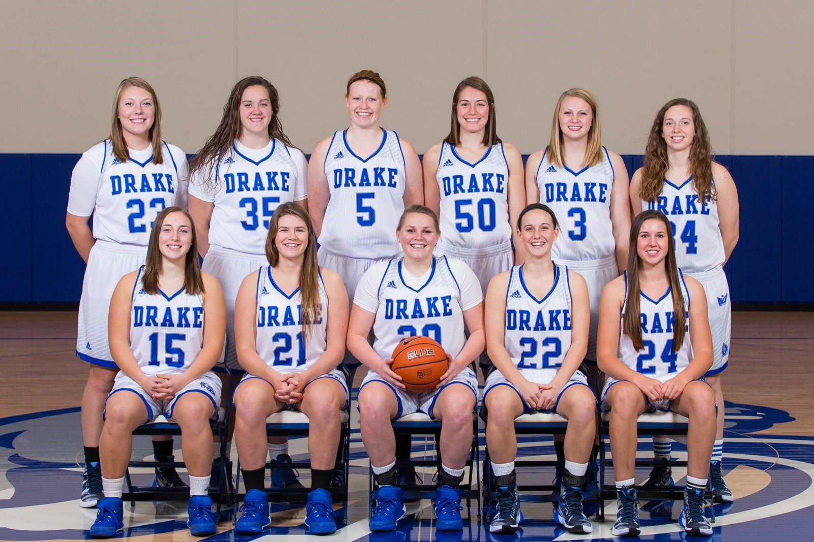 Drake University Athletics Drake Women S Basketball Hosts Grand View In First Of Two Exhibition Contests
