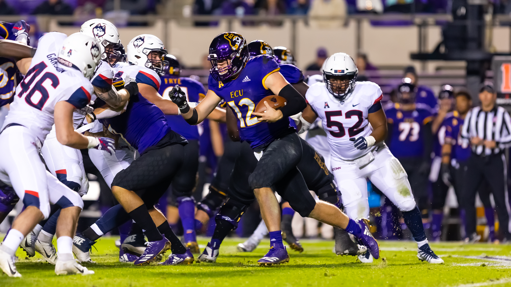 ECU snaps losing streak with O and D