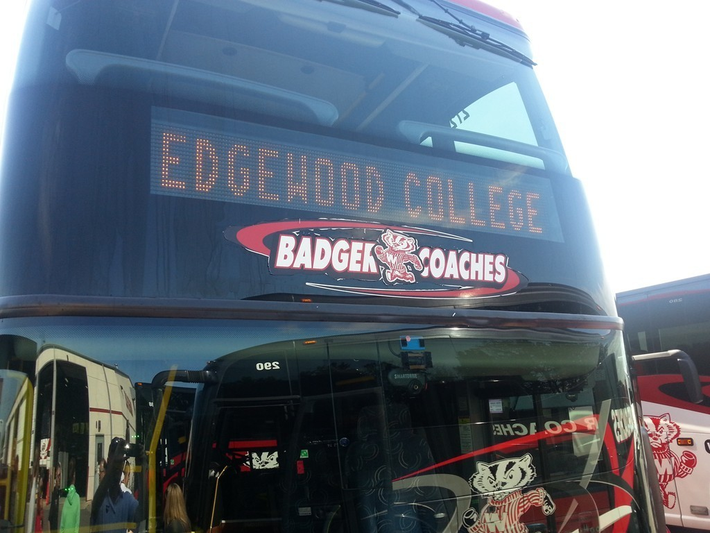 eagle teams will ride with badger coaches - the official website of